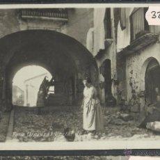 Postales: FONZ - PORTAL DE CODERA - FOTOGRAFICA - (32881). Lote 49913884