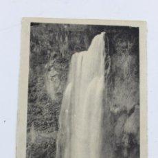 Postales: P-1940 POSTAL FOTOGRAFICA 6 MONASTERIO DE PIEDRA - CASCADA LA CAPRICHOSA. Lote 50185825