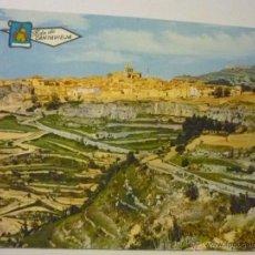 Postales: POSTAL CANTAVIEJA-VISTA GENERAL. Lote 50457359