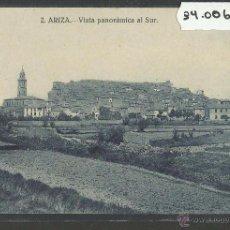 Postales: ARIZA - VISTA PANORAMICA AL SUR - (34006). Lote 50653250