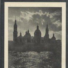 Postales: ZARAGOZA - EL PILAR - FOT LUKER - (34082). Lote 50690524