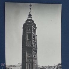 Postales: POSTAL ZARAGOZA.CALATAYUD .TORRE DE SAN ANDRÉS. Lote 51381713