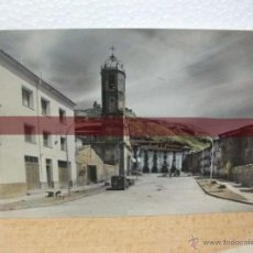 Postales: AREN HUESCA ANTIGUA POSTAL COLOREADA A MANO. Lote 51410325