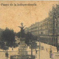 Postcards - ZARAGOZA . PASEO DE LA INDEPENDENCIA - 51798964