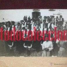 Postales: VALLE DE HECHO. HUESCA. ANTIGUA POSTAL ORIGINAL. HACIA 1920. Lote 51801119