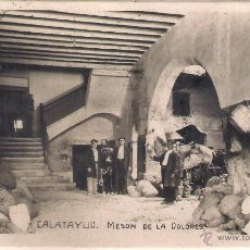 Postcards - POSTAL DE CALATAYUD, MESÓN DE LOS DOLORES. - 52413900