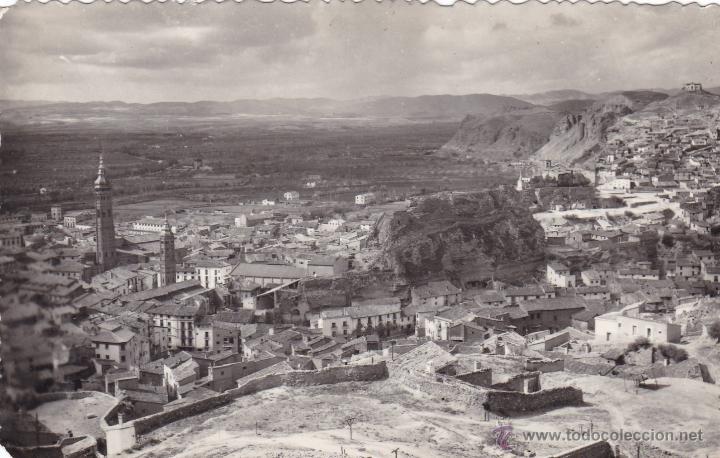 CALATAYUD Nº 6 VISTA PARCIAL SIN CIRCULAR EDICIONES SICILIA (Postales - España - Aragón Moderna (desde 1.940))