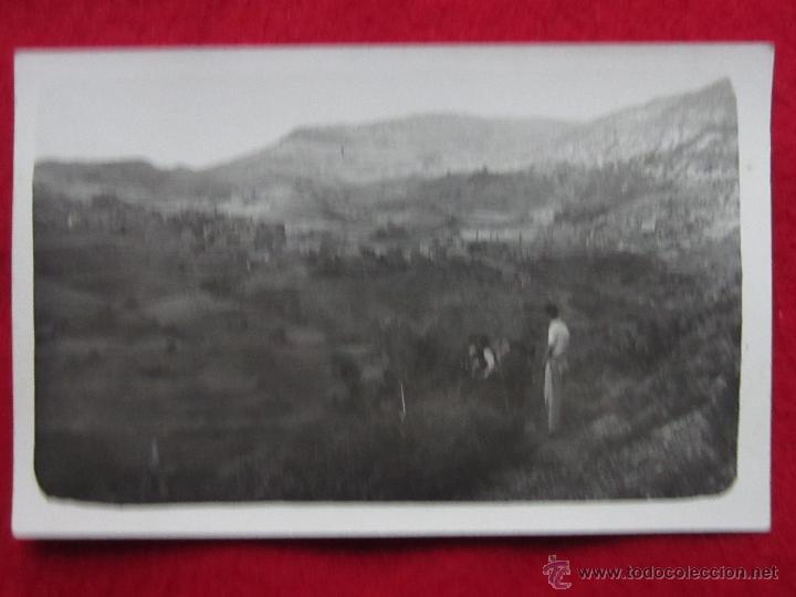 POSTAL FOTOGRAFICA. ¿PIRINEOS HUESCA? A IDENTIFICAR. PUEBLO. (Postales - España - Aragón Antigua (hasta 1939))