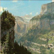 Postales: ORDESA, LAS PROAS DESDE LA SENDA DE LOS CAZADORES - EDICIONES SICILIA Nº 88 - SIN CIRCULAR. Lote 53052814