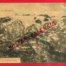 Postkarten - POSTAL BENASQUE, HUESCA, LA MALADETA, PICO DE ALBA, P82230 - 53231435