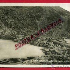 Cartes Postales: POSTAL HUESCA, BALNEARIO DE PANTICOSA, LAGOS DE BACHIMAÑA, P82243. Lote 53231674