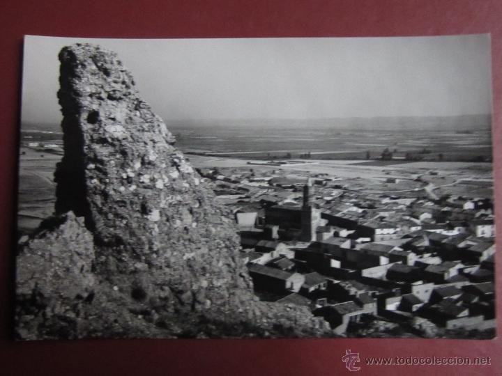 ALFAJARIN.- VISTA PARCIAL. ED. MONTAÑÉS Nº11. (Postales - España - Aragón Antigua (hasta 1939))