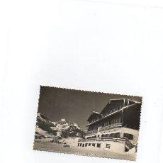 Postales: POSTAL DE CANFRANC ...CANDANCHU Nª101 VISTA GENERAL DE HOTELES . Lote 53608596