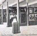 Postales: POSTAL EXPOSICION DE ZARAGOZA 1908. PALACIO DE BELLAS ARTES: SALA DE PINTURA. SIN CIRCULAR. Lote 53665941