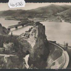 Postales: HUESCA - ACA - PANTANO DE LA PEÑA - FOT· POÑARROYA - (40530). Lote 54026960