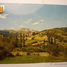 Cartes Postales: POSTAL JASA.-VISTA GENERAL AL FONDO VISAURIN. Lote 54716751