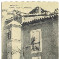 Postales: PS6247 DAROCA 'POZO DE LA GRAJERA'. RODERO. SIN CIRCULAR. PRINC. S. XX. Lote 53766062
