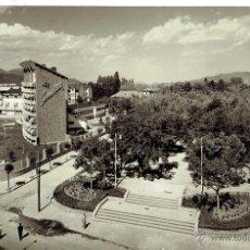 Postales: PS6078 JACA 'ESCALINATA. PASEO Y GRAN HOTEL'. ED. SICILIA. CIRCULADA. 1960. Lote 52345236