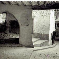 Postales: PS5503 BENABARRE 'ESCUELAS PÍAS'. EDICIONES SICILIA. CIRCULADA EN 1958. Lote 46688660