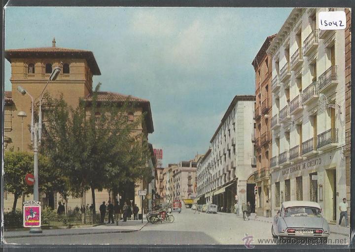 HUESCA - PORCHES DE GALÍCIA - P15042 (Postales - España - Aragón Moderna (desde 1.940))