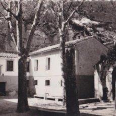 Postales: P- 4602. POSTAL DE JARABA. BAÑOS DE LA VIRGEN. Nº 17. ED. SICILIA.. Lote 55020266