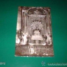 Postales: POSTAL DE ZARAGOZA DE 1953. CAMARÍN DE NUESTRA SEÑORA DEL PILAR. Lote 55152476