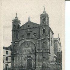 Postales: ZARAGOZA--IGLESIA DE SANTA EUGRACIA-1911-RARA. Lote 55384507