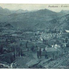 Postales: PS6669 PANTICOSA 'A VISTA DE PÁJARO'. EDICIÓN P. BANDRÉS. SIN CIRCULAR. PRINC. S. XX. Lote 56042581