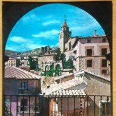 Postales: ALBARRACIN - VISTA PARCIAL. Lote 56341059
