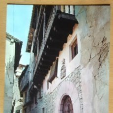 Postales: ALBARRACIN - CALLE PORTAL DE MOLINA. Lote 56342434