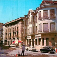Postales: BARBASTRO - CALLE GENERAL RICARDOS 1968 - FITER Nº8836 - COCHES GUARDIA. Lote 56556095