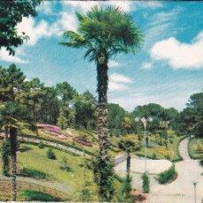 Postales: 9 ZARAGOZA PARQUE PRIMO DE RIVERA (SIN CIRCULAR) . Lote 56662982