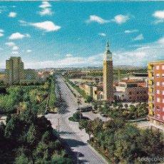 Postales: 2 ZARAGOZA FERIA DE MUESTRAS (SIN CIRCULAR) . Lote 56663163