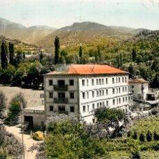 Postales: CASTEJON DE SOS - VISTA HOTEL ALTO ARAGON - ED SICILIA Nº23. Lote 56872226