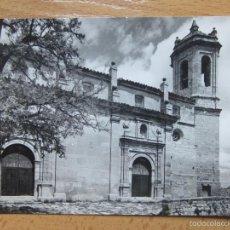 Postales: LA FRESNEDA.- IGLESIA SANTA MARIA LA MAYOR .- EDICIONES SICILIA, Nº17.. Lote 57018368