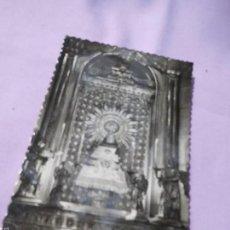 Postales: ANTIGUA POSTAL DE LA VIRGEN DEL PILAR. Lote 57126229
