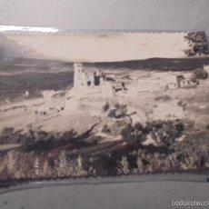 Postales: CASTILLO DE JAVIER 5 .- VISTA PANORAMICA , EDC. SICILIA 14X9 CM. . Lote 57236045