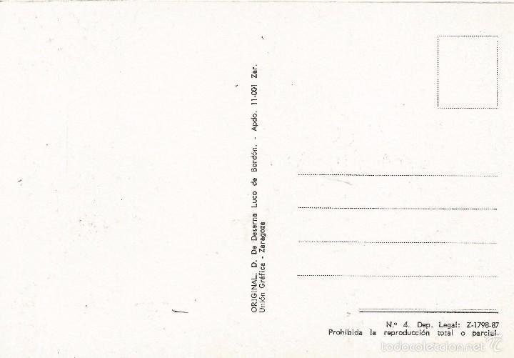 Postales: == A1415 - POSTAL - TERUEL - LOS ARCOS - ACUEDUCTO - Foto 2 - 57280451