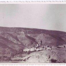 Postales: ARCOS DE LAS SALINAS (TERUEL). NO COSTA EDITOR. CIRCULADA (AÑOS 50). Lote 57411556