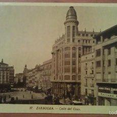 Postales: ZARAGOZA - CALLE DEL COSO. Lote 57581142