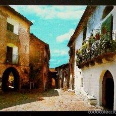 Postales: AINSA (HUESCA) Nº 417 GRADAS SOASO -ED. SICILIA-NO CIRCULADA. PIRINEO ARAGONES -ARAGON. Lote 57685506