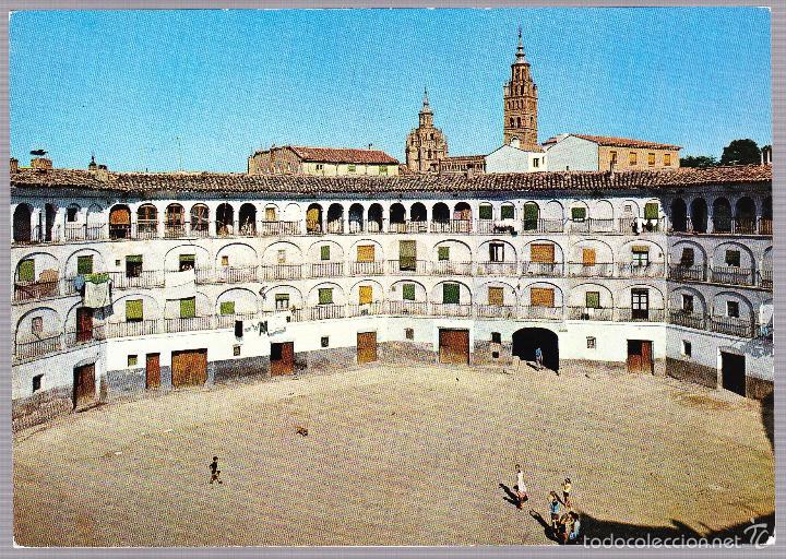 ZARAGOZA TARAZONA ANTIGUA PLAZA DE TOROS LA CATEDRAL (Postales - España - Aragón Moderna (desde 1.940))