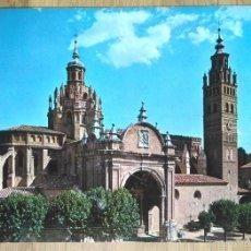 Postales: TARAZONA - CATEDRAL. Lote 57949537