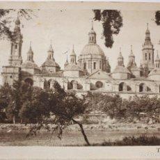 Postkarten - Zaragoza templo del pilar - 58120172