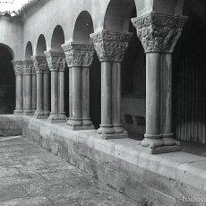 Postales: NEGATIVO ESPAÑA HUESCA IGLESIA SAN PEDRO EL VIEJO 1973 ILFORD 35MM ARAGÓN FOTO PHOTO SPAIN NEGATIVE. Lote 58369997