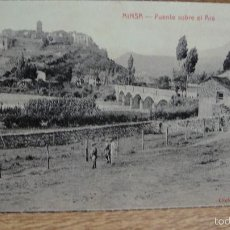 Cartes Postales: AINSA - REPRODUCCION EN FACSIMIL DEL PERIODICO DE ARAGON. Lote 58473752