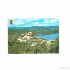 Postales: POSTAL ANTIGUA HUESCA SIN CIRCULAR TORRECIUDAD VISTA GENERAL. Lote 58870576