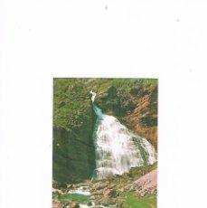 Postales: POSTAL ANTIGUA HUESCA SIN CIRCULAR PIRINEO ARAGONES PARQUE NACIONAL ORDESA CASCADA COLA DE CABALLO. Lote 58870906