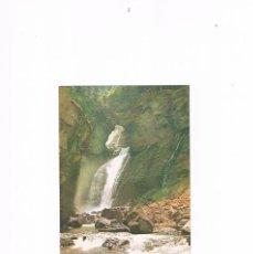 Postales: POSTAL ANTIGUA HUESCA SIN CIRCULAR PIRINEO ARAGONES PARQUE NACIONAL ORDESA CASCADAS DE LA CUEVA. Lote 58871311