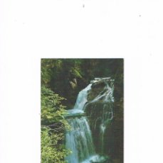 Postales: POSTAL ANTIGUA HUESCA SIN CIRCULAR PARQUE NACIONAL DE ORDESA PIRINEO ARAGONES CASCADA RIO ARAZAS. Lote 58871436